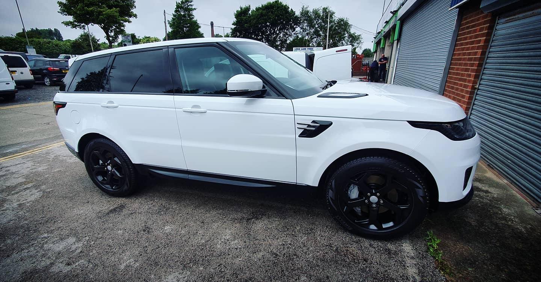 Range Rover Auto Detailing